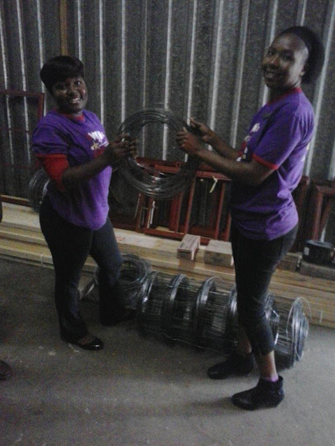 Huresic Drop-In Centre - Hollywoodbets Donation