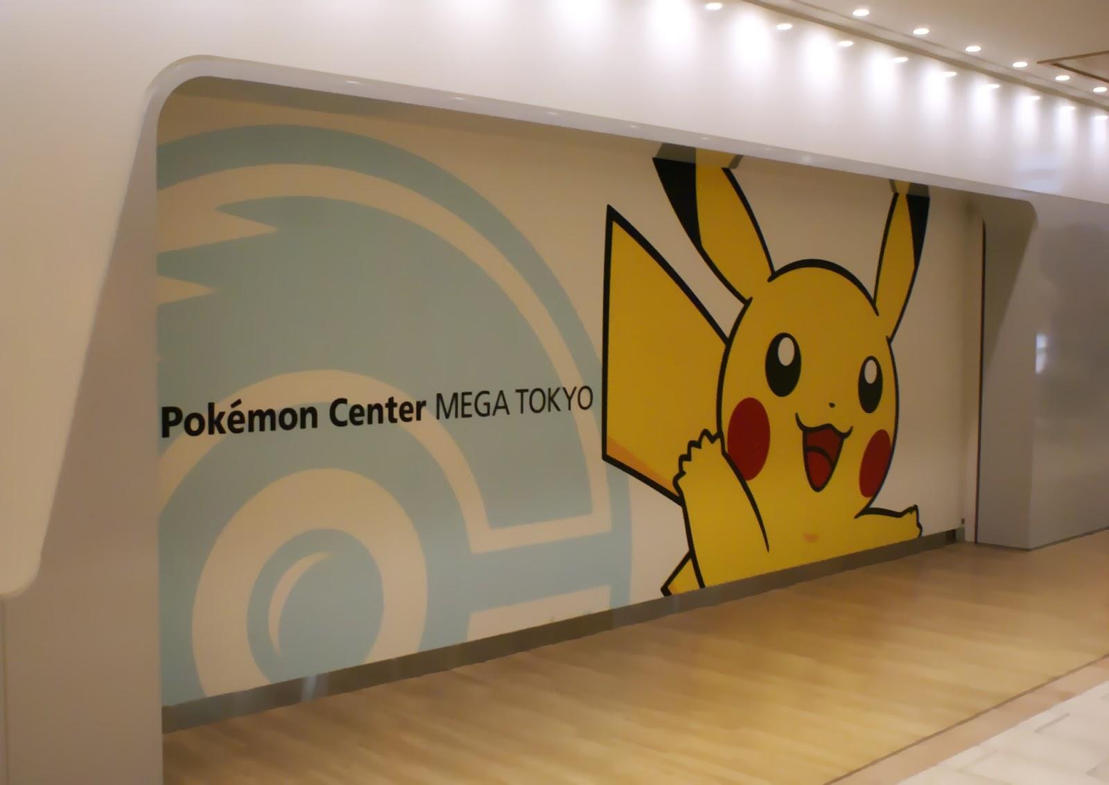pokemon centre pikachu sunshine city ikebukuro tokyo japan
