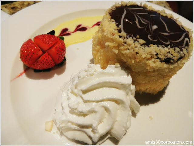 Omni Parker House Hotel: Boston Cream Pie
