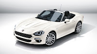 Fiat 124 Spider makes its European debut at the 2016 Geneva Motor Show