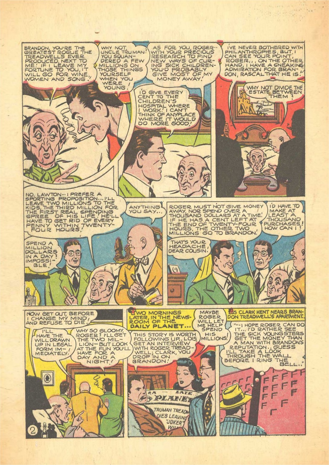 Action Comics (1938) 65 Page 3