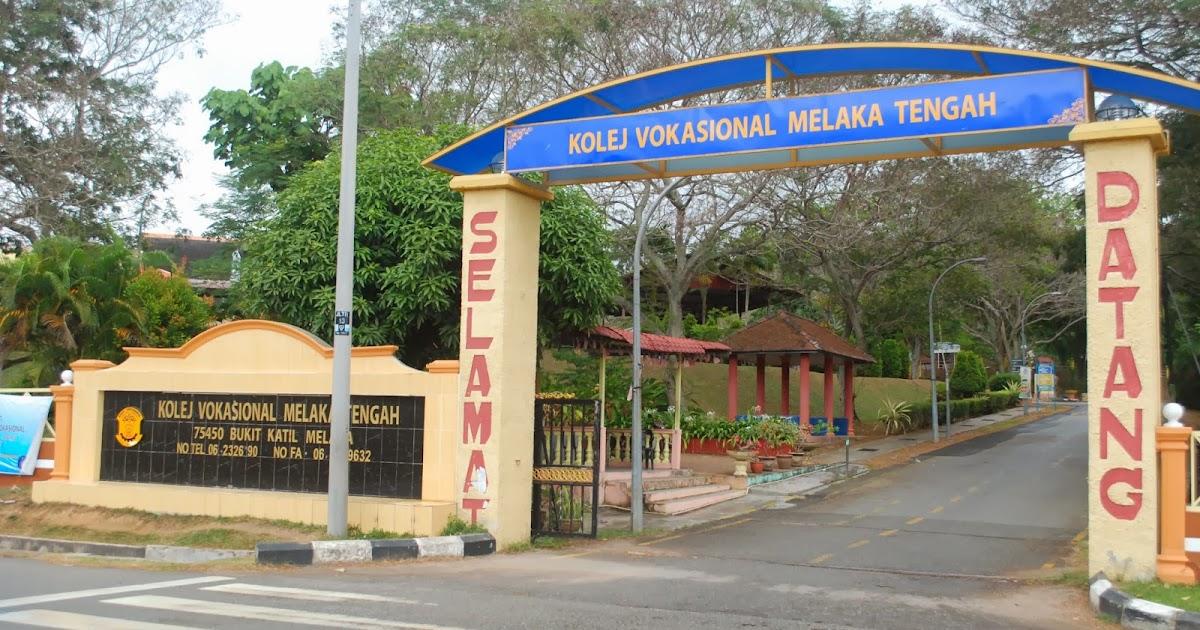 Sekolah Menengah Teknik Vokasional Melaka Tengah Perokok Z