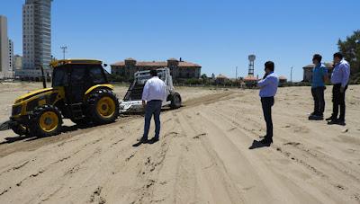 Playa necochea