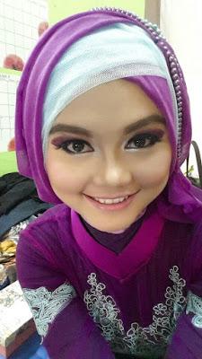 Contoh Hijab Untuk Wisuda 2016
