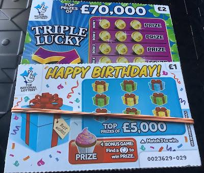 £1 Happy Birthday