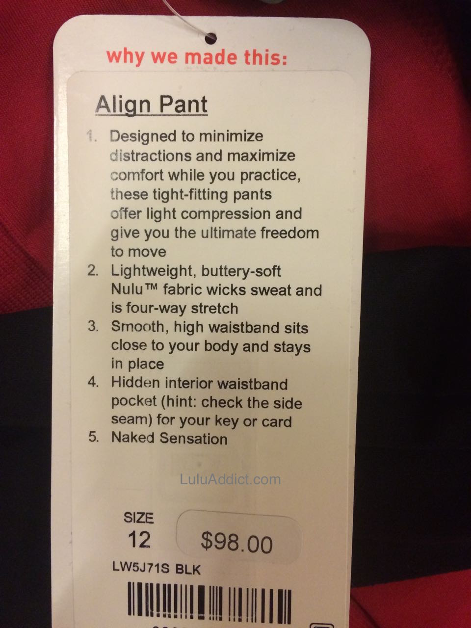 a9f976c3fbe Try On Reviews: Align Pant, Zone In Tight, All the Right Places Pant, and  Tight Stuff 7/8 Tight