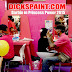 FACE PAINTING KIDS BARBIE IN PRINCESS POWER SENAYAN CITY JAKARTA