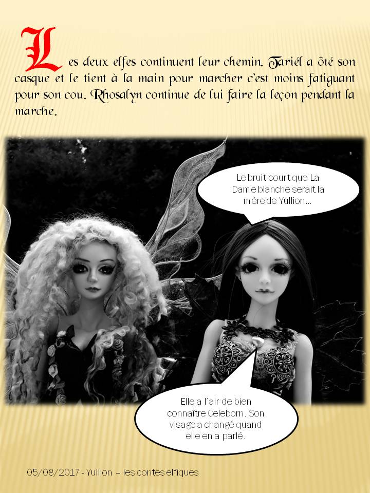 Contes elfik: Yullion&Dragona ep9 p15/abeille charpentiere - Page 16 Diapositive56