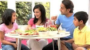 Dinner Time Conversation