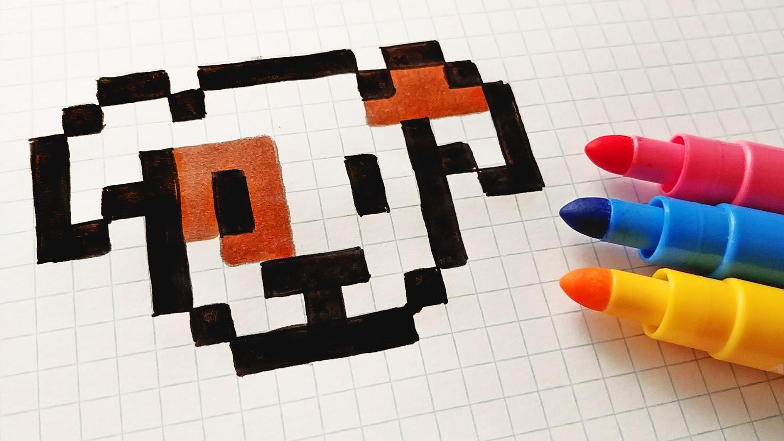 Dog Pixel Art Hot Trending Now