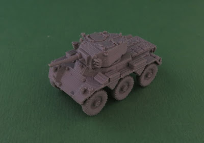 FV601 Saladin Armoured Car picture 1