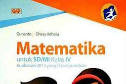 Kunci Jawaban Buku Paket Matematika Kelas 4 Sd Kurikulum 2013