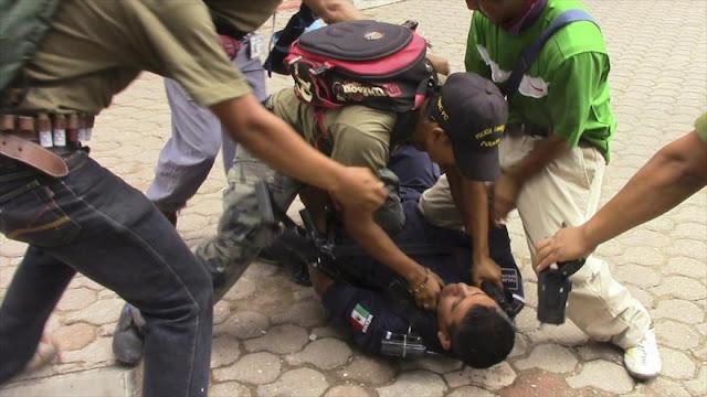 """""""México sufre inseguridad, injusticia e insuficiente crecimiento"""""""
