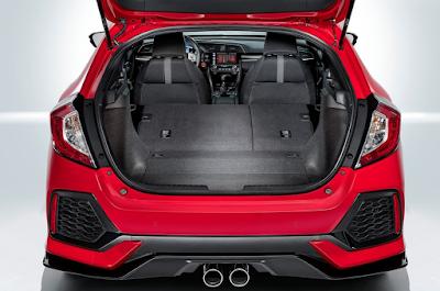 Honda is Bringing Back the Civic Hatch - Official Debut September 29th