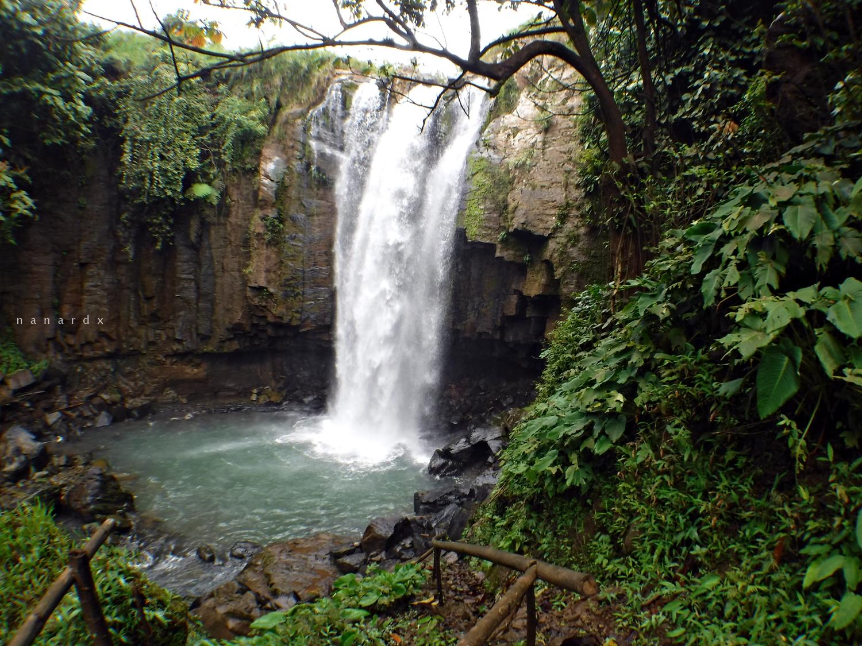Breathtaking Ranao Pilayan Falls in Upi, Maguindanao