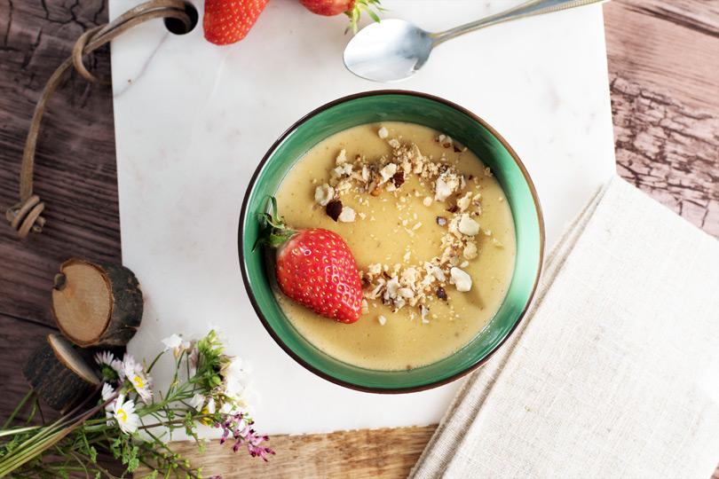 recette Crème de Turron