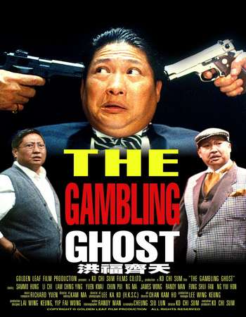 The Gambling Ghost 1991 Hindi Dual Audio 300MB DVDRip 480p ESubs