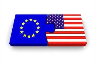 The USA and 111 other countries trade with the EU