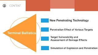 Características y aplicaciones de la ciencia y tecnología balística en China