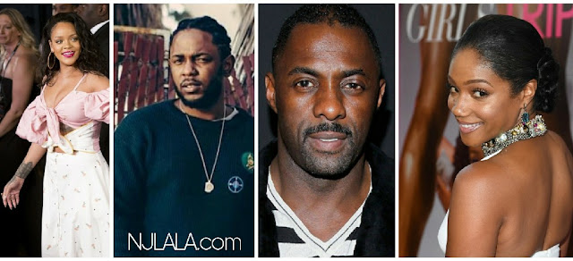 Kendrick Lamar, Tiffany Haddish, Idris Elba and more early winners at the NAACP Image Awards