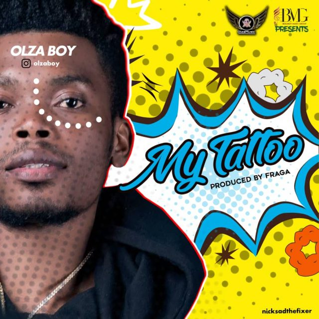 Olza Boy - My Tattoo