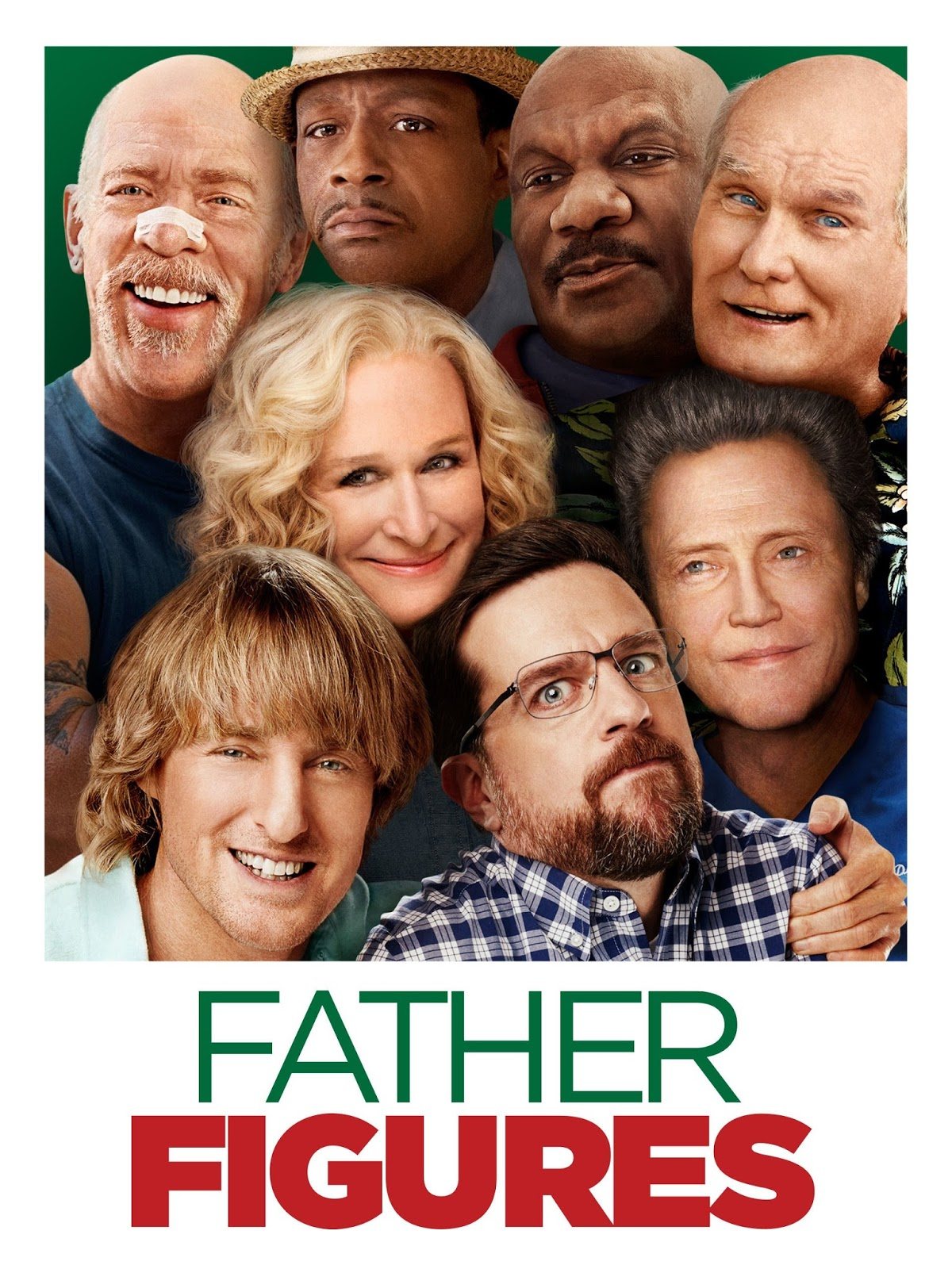 Father Figures [2017] [DVDR] [NTSC] [Latino]