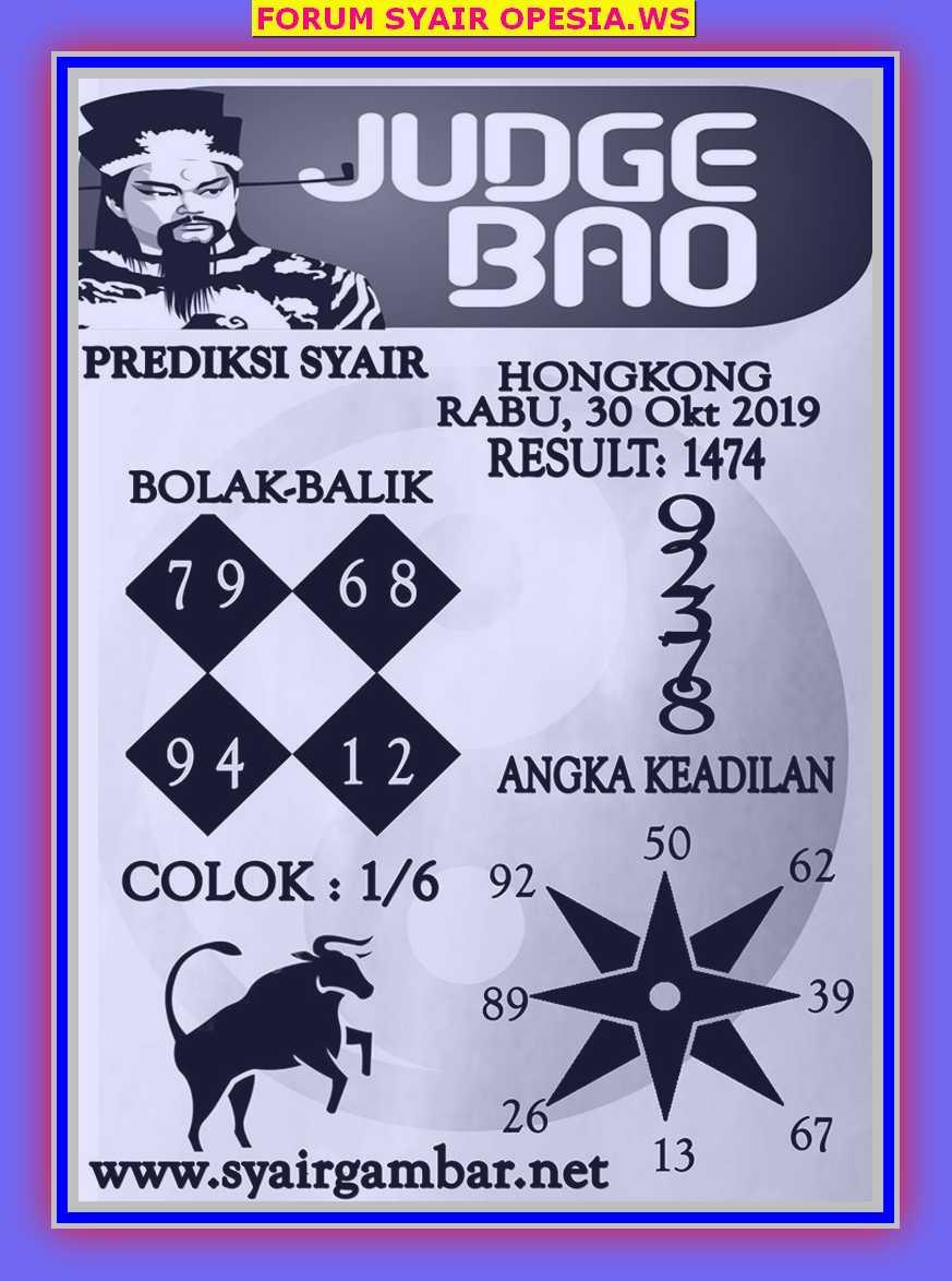 Kode syair Hongkong Rabu 30 Oktober 2019 67