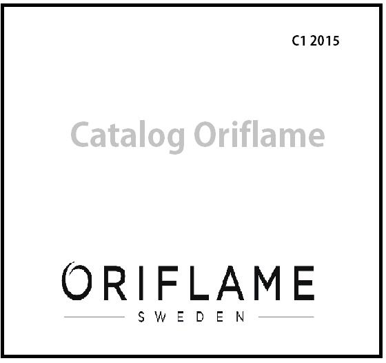 oriflame c1 2015 romania