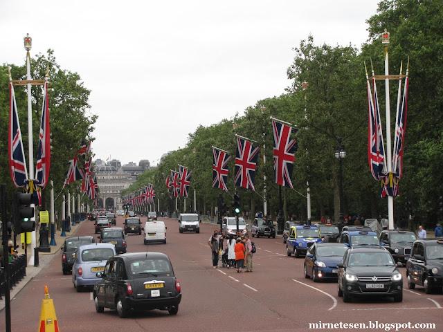 Лондон - Мэлл