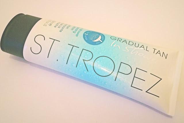 St Tropez In Shower Gradual Tan