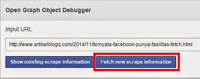 Gambar cara mengatasi warning url plugin komentar blog di server facebook