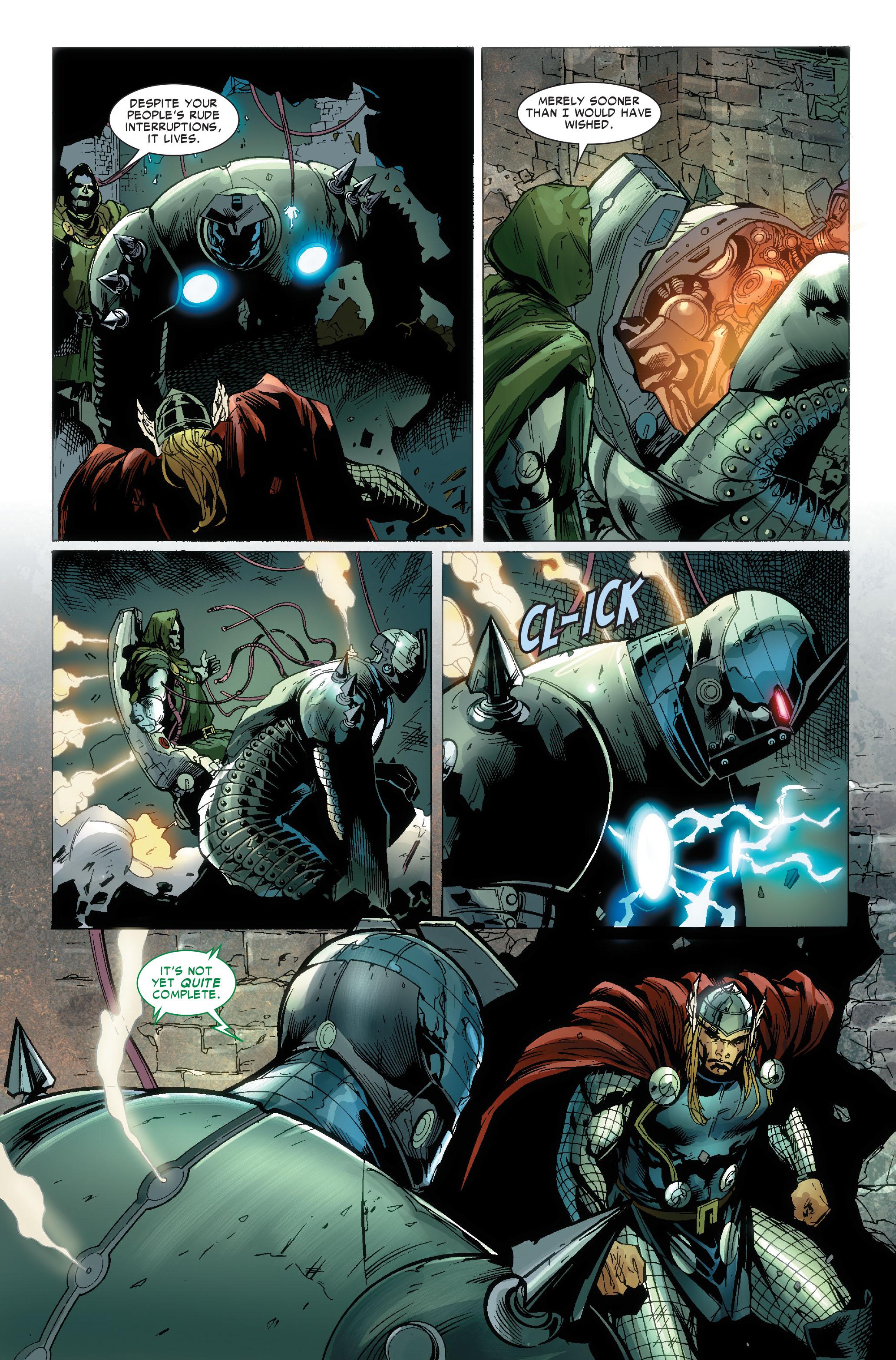 Thor (2007) Issue #605 #18 - English 23