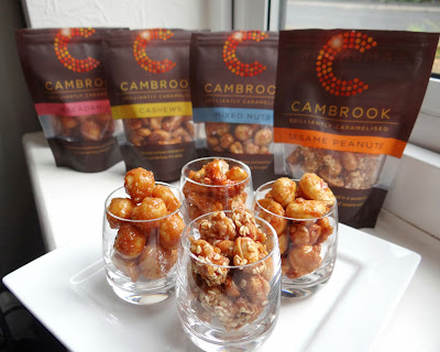 caramelised nuts, salted caramel nuts, Christmas snacks
