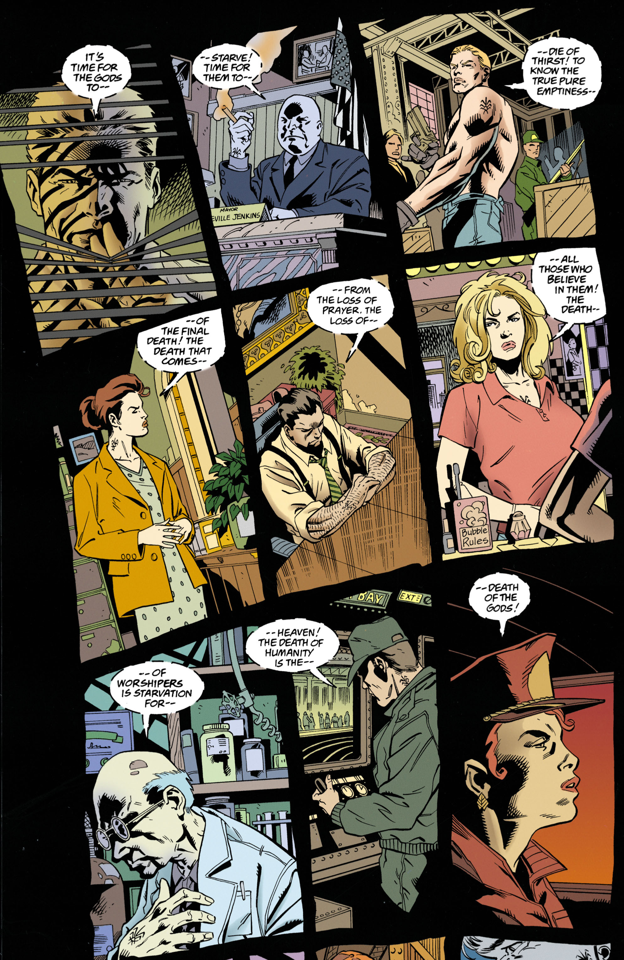 Read online Wonder Woman (1987) comic -  Issue #139 - 11