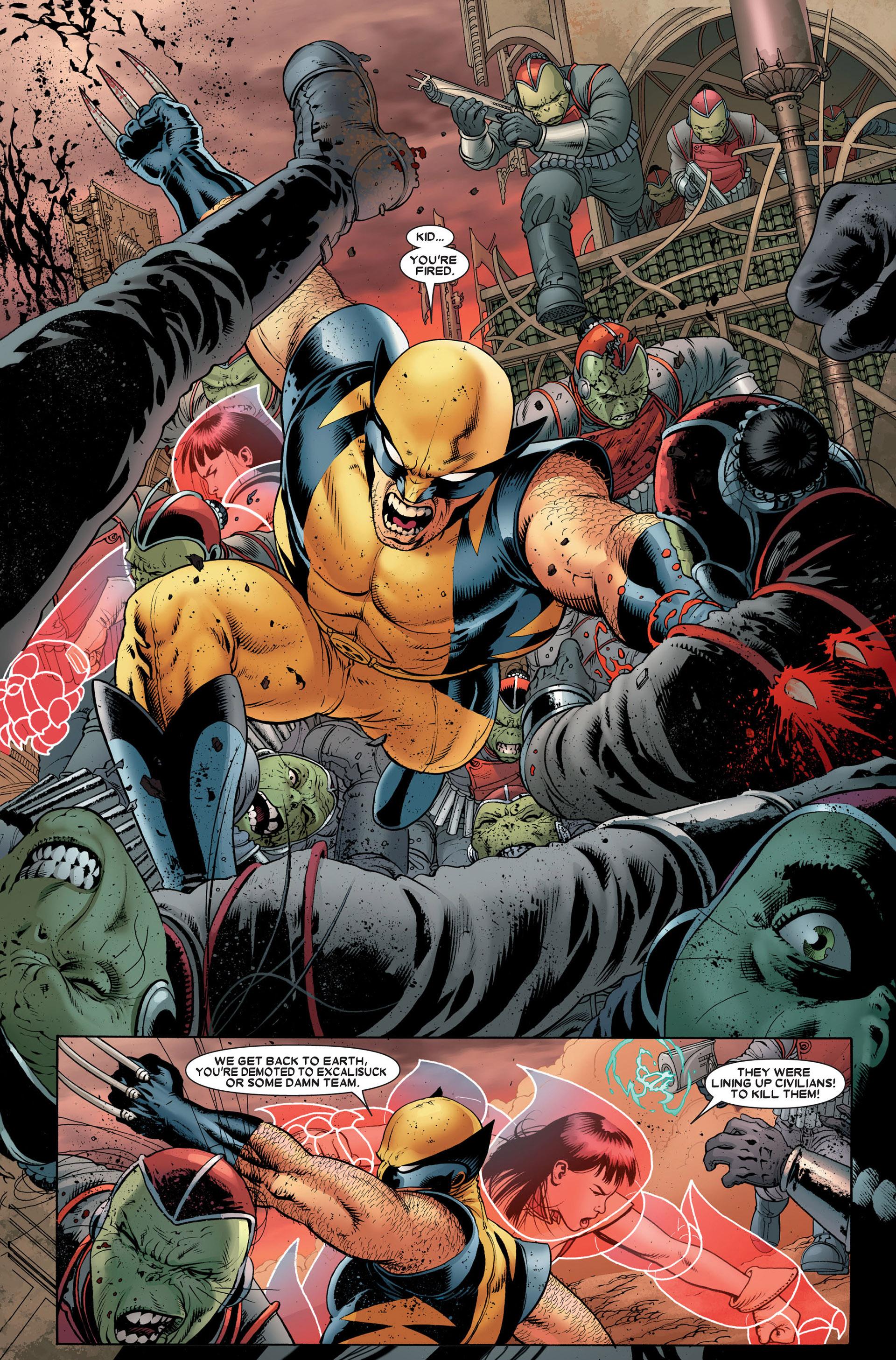 Read online Astonishing X-Men (2004) comic -  Issue #23 - 8