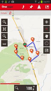 Orumaps rutas para deporte