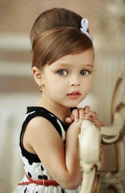 Gaya Rambut Anak Perempuan Yang Lucu dan Cantik Bagian 1 ...