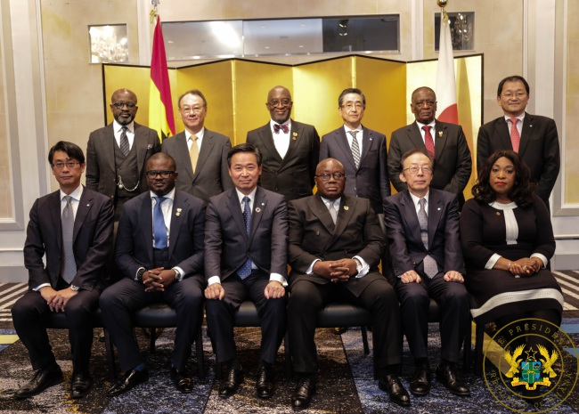 Ghana Receives $57 Million Japanese Grant For N8 Road Rehabilitation