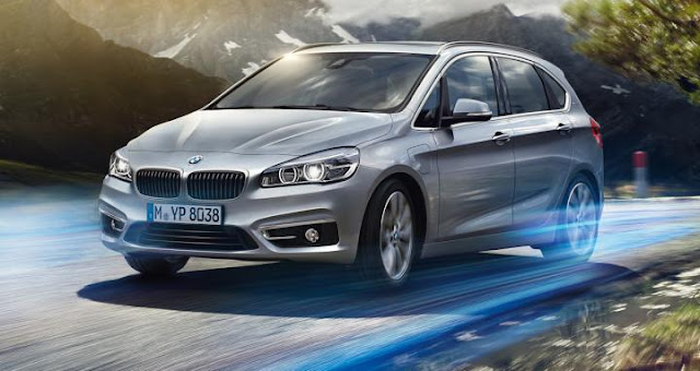 Cars: BMW 2 Series iPerformance