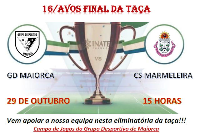 GD Maiorca vs CS Marmeleira