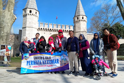 Program Umroh Plus Turki 12 hari oktober