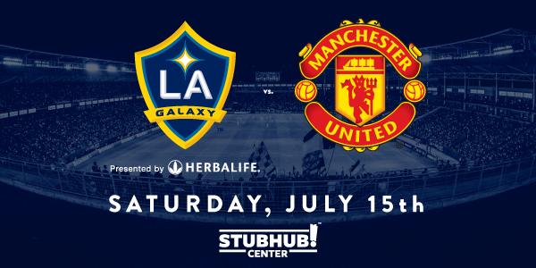 Siaran Langsung LA Galaxy vs Manchester United 16 Juli 2017