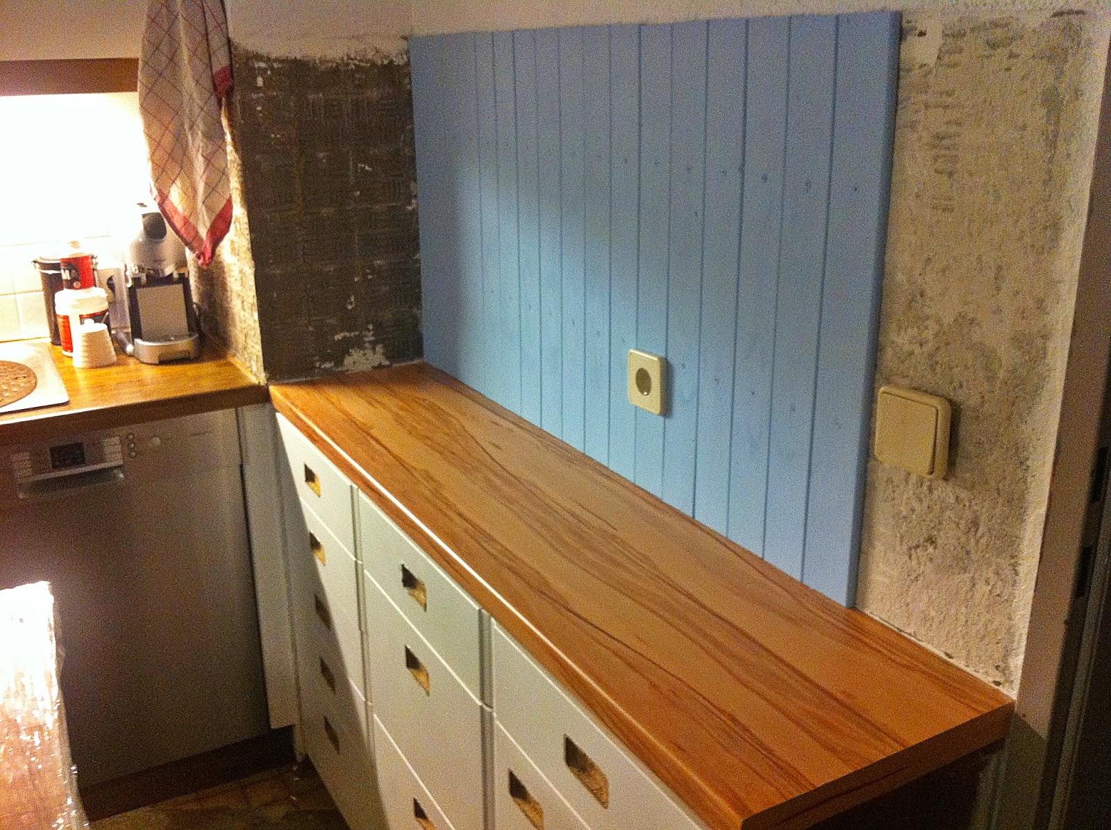 Alte Küche Aufpeppen