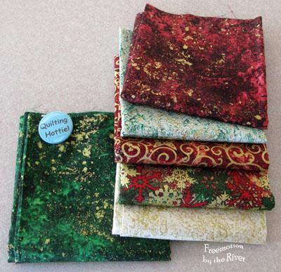 Northcott Stonehedge fabric win