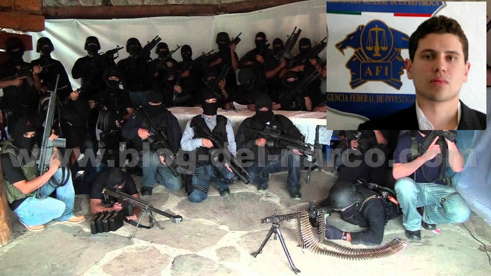 Iván Archivaldo Guzmán 'El Chapito' y el CJNG en guerra por el reino de la heroína