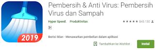 pembersih dan antivirus