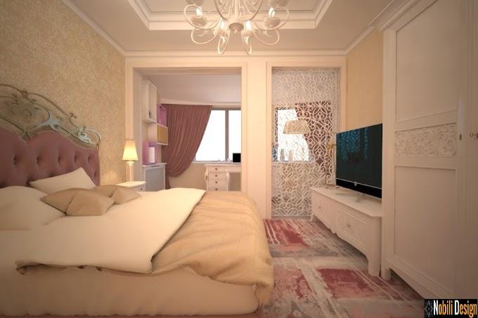 Amenajari interioare cu mobila clasica de lux - Nobili Interior Design
