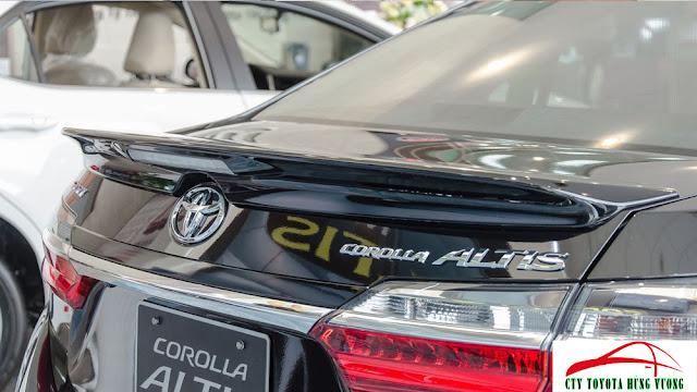 Giá xe, thông số kỹ thuật và đánh giá chi tiết Toyota Corolla Altis 2018 - ảnh 17
