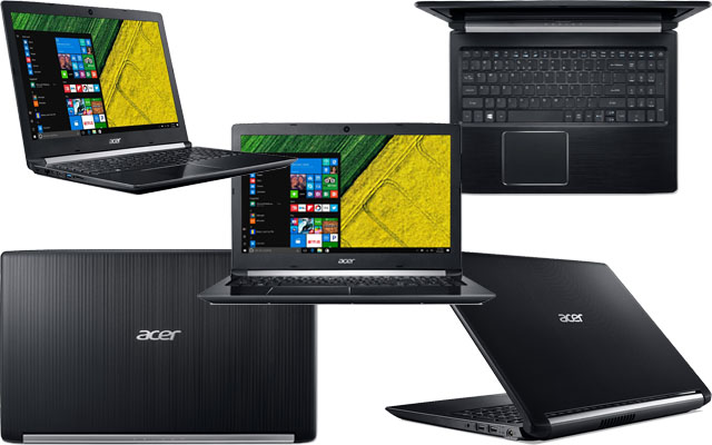 Notebook Acer A515-51G-72DB é Bom design
