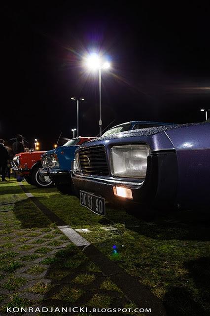Fotografia motoryzacyjna - Trójmiasto Klasycznie Wołga Fiat i Renault